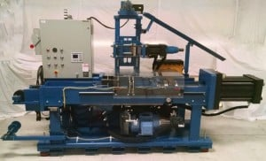 Large Material Calibration Machine
