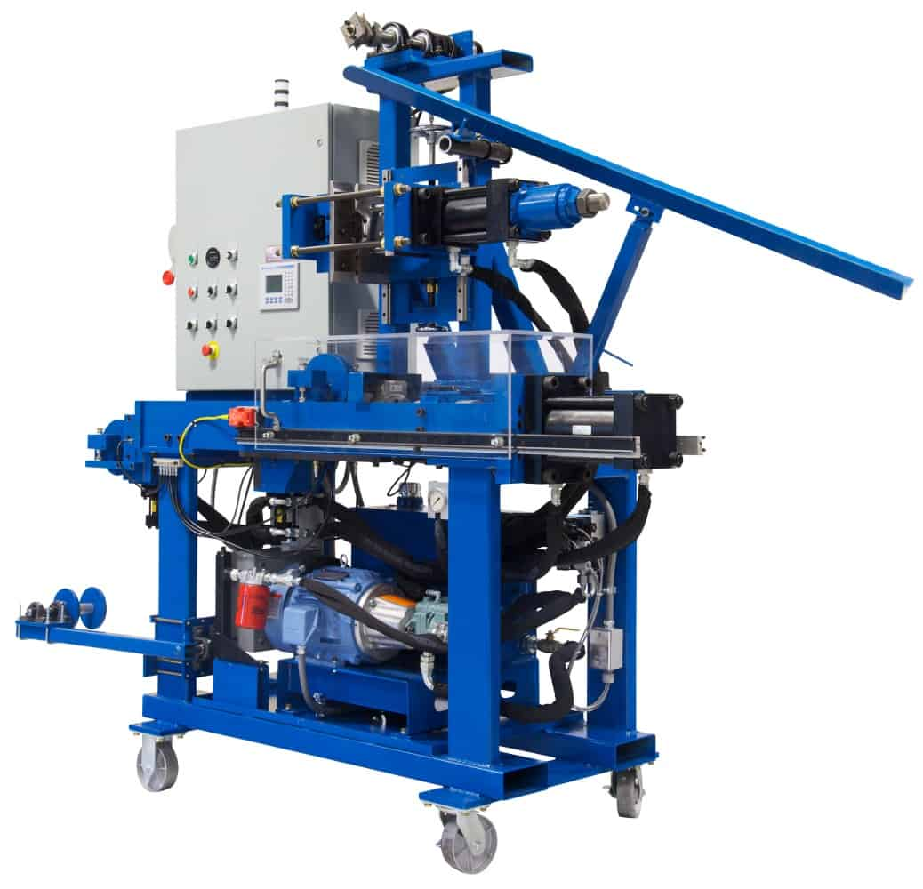Material Calibration Machine